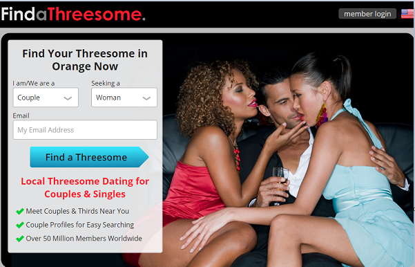 couple looking for threesome